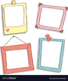 Find Set Cute Frame stock images in HD and millions of other royalty-free stock photos, illustrations and vectors in the Shutterstock collection. Thousands of new, high-quality pictures added every day. Cute Picture Frames, Cute Frames, Instagram Frame, Photo Instagram, Cute Wallpaper Backgrounds, Cute Wallpapers, Cute Sticker, Frame Border Design, Doodle Frames