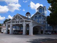 Disney's Beach Club Resort- favorite Disney resort!