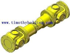 Manual of universal joint shaft / cardan shaft