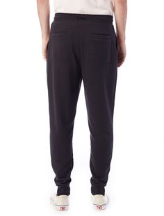 Alternative Apparel Blitz Vintage French Terry Pants - Black Xl