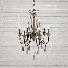 Shop chandeliers at Arhaus.com