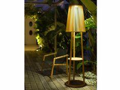 TINKA Floor lamp Tinka Collection by Les jardins