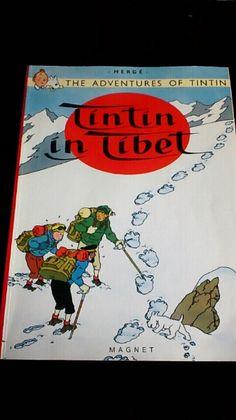 即決 タンタンの冒険 Tintin in Tibet _画像1