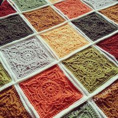Download Willow Block Crochet Pattern (FREE)