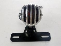 Tail Brake Light w/ License Plate Mount for Harley Bobber Chopper Triumph Custom by Tmsuschina. $77.99