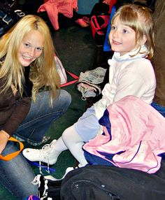 Au Pair:  a childcare or day care alternative; the agencies responsibility