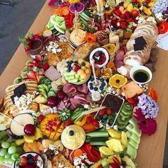 So mal einen kleinen Snack für heute Abend vorbereitet