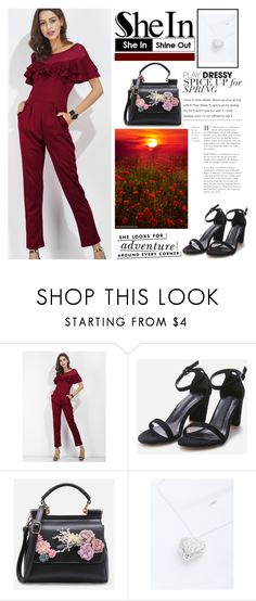 """""""6# SheIn"""" by hazreta1013 ❤ liked on Polyvore featuring Kate Spade"""