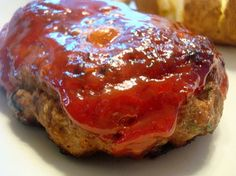 "Best Meat Loaf. I just made this.  We were out of Ketchup so I used ""Guys Brown Sugar BBQ Sauce"".  Tastes so wonderful.  Also, I used Elk Burger.  This is my new meatloaf recipe!"