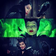 MALEFICENT, I don't think I have ever seen Angelina Jolie more beautiful.