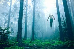 The Magical World of Surreal Levitation Photography