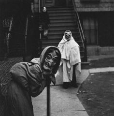 But would prevent the spirits ... is listed (or ranked) 6 on the list 71 Vintage Halloween Costumes That Will Give You Nightmares