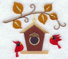 Machine Embroidery Designs at Embroidery Library! - Color Change - F5266