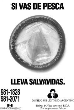 """""""Sida -Salvavidas-"""" 1992"""