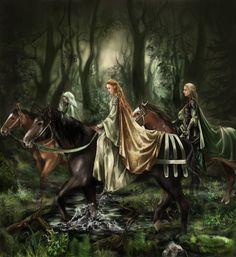 Partida de los elfos