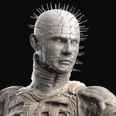 Digital Sculpting by Caleb Nefzen, Digital Sculpting, Caleb Nefzen, Digital Sculp, Characters Sculpt, Sculpt, 3d Sculpt, Sculpting