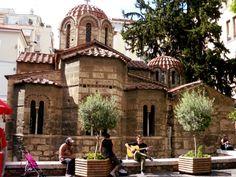 Athens Church Kapnikarea