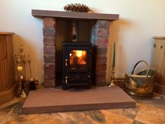 Small Fireplaces | Salamander Stoves