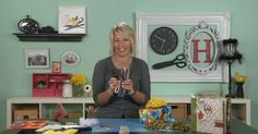 Fringe Scissors. Heidi Swapp tutorial that shows how to make bows with fringe scissors.