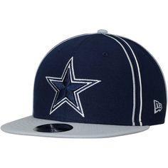 05bf53fa48525 Dallas Cowboys New Era Y2K Team Soutache 9FIFTY Adjustable Snapback Hat -  Navy Gray