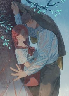 Pin by adam jen on art i like in 2019 anime art, anime, anime love couple. Anime Couples Manga, Cute Anime Couples, Anime Guys, Romantic Anime Couples, Sweet Couples, Anime Love Couple, Manga Couple, Love Drawings Couple, Manga Art