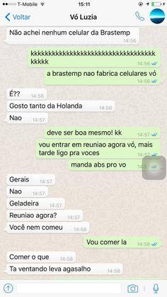 Pode parecer extremamente fácil, quase todo brasileiro tem e é possível enviar até mensagem de áudio. Mas se engana quem pensa que usar o WhatsApp é mamão com açúcar. A saga engraçadíssima de uma avó que tentou se comunicar com o neto pela primeira vez usando o aplicativo de troca de mensagens mostra que o […]