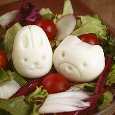 Animal Egg Moulds - have face on your egg