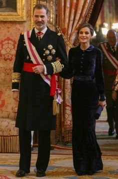 I-Love-Royal-Families • drubles-bestgum1: King Felipe VI and Queen...