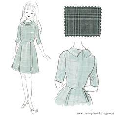 Rosaspina Vintage AW13 sketches