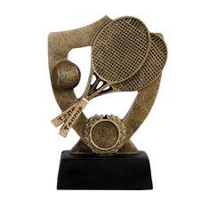 Esportes troféu copo artesanato artigos de mobiliário / lembranças de tênis - raquete de tênis dom esportes