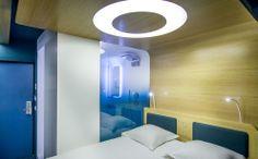 Hotel O. Acrylic light diffuser