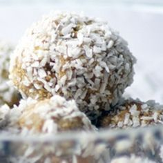 These feijoa balls are different yet completely delightful and meant to be. Everyone will love them, from foodbox.co.nz
