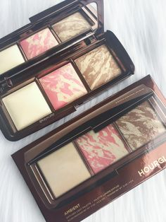 Hourglass Ambient Palette #kayxcake