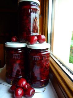 dulceata de visine Cherry, Fruit, Food, Meal, The Fruit, Essen, Hoods, Meals, Eten