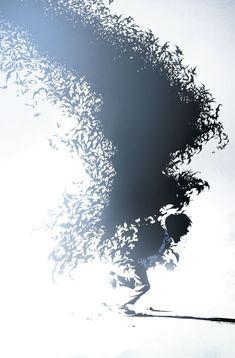 Amazing artwork from Batman #22 by Greg Capullo