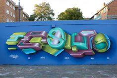 LOVEPUSHER. 2013. by Lovepusher on Flickr. #APM #Art #Graffiti #Jesus #Sicc