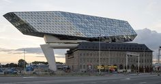Step Inside Zaha Hadid Architects' Antwerp Port House With Thomas Mayer's Photos