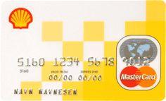 Shell MasterCard gir deg trumfbonus på alle kjøp alle steder, drivstoffrabatt hos Shell og det er ingen ovre bonusgrense. Les mer om Shell MasterCard her! Credit Cards, Shells, Shelled, Seashells, Snail, Shell, Sea Shells