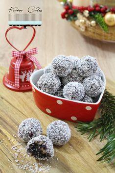 Makové guľky - Poppy Seed Balls Raw Balls, Vegan Baking, Poppies, Raspberry, Cereal, Seeds, Snacks, Fruit, Breakfast