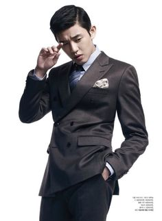 20 More Korean male celebrities looking stylish in suits