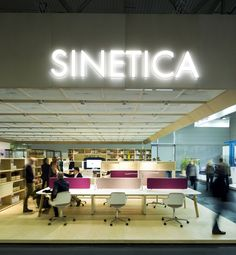 "Sinetica will be presenting its new collections at Orgatec 2016, in an exhibition space that combines technology and furnishings, thus fully expressing its new motto: ""smart your life""."