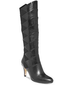 Adrienne Vittadini Traverse Dress Boots $169
