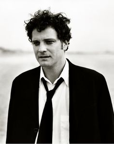 Colin Firth - because he is just the greatest man alive ok