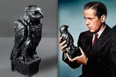 A statuette from the John Huston–Humphrey Bogart classic The Maltese Falcon is one of the most recognizable, and sought-after, pieces of movie memorabilia in history.