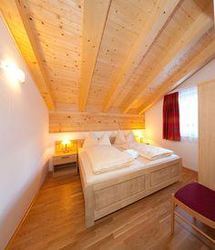 Have a good nights sleep after skiing.