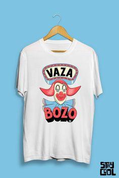 Fora Bolsonaro Bozo, Tees, Sports, Fashion, Hs Sports, Moda, T Shirts, Fashion Styles, Sport