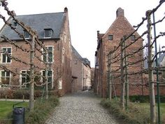 The Great Beguinage of Leuven