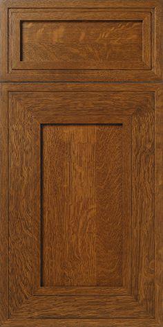 Best Merillat Classic Spring Valley Cabinet Door In Pecan Stain 400 x 300