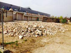 Leiden restant Groenoordhal 2014