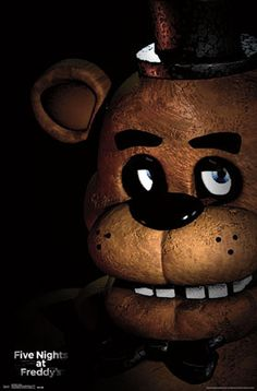 Wall Poster - Five Nights at Freddy